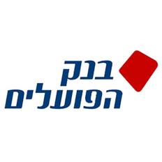 Icon bank poalim for portfolio