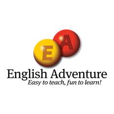 English logo client